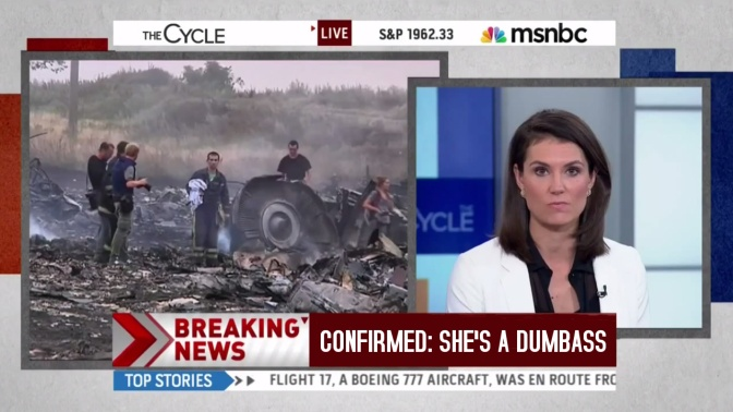 BREAKING: Howard Stern's Fart DID NOT Bring Down Flight MH17