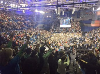Bernie in Buffalo UB