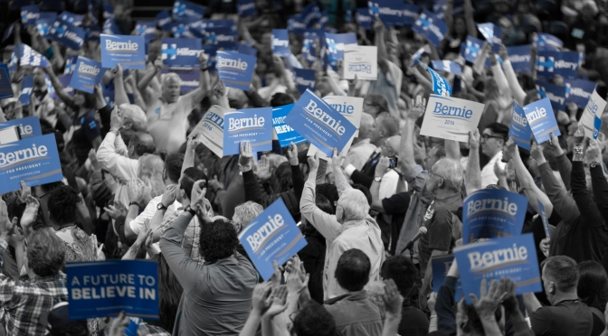 Ode to the Spark: A Bernie Sanders delegate's final thoughts on the Nevada Democratic Party 2016 Caucuses